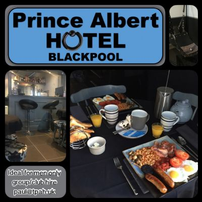 Prince Albert Hotel, Blackpool, Lancashire  holiday accommodation