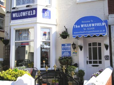 WILLOWFIELD  GUEST HOUSE, Blackpool, Lancashire holiday accommodation