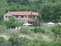 Antica Fattoria di Pietra (Stone House Retreat), Apartment Parrano